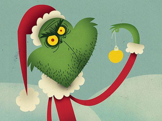 El Grinch soy yo: 6 razones para odiar la navidad